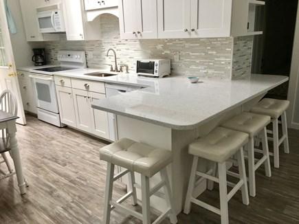 New Seabury, Mashpee New Seabury vacation rental - 100% new granite kitchen completed 2017!