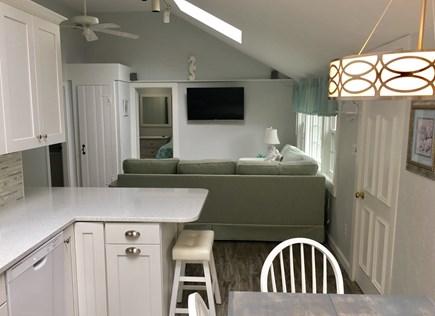 New Seabury, Mashpee New Seabury vacation rental - 100% New Kitchen leading to New Family Room with HDTV