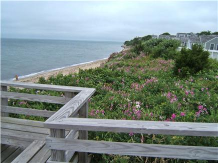 New Seabury, Mashpee New Seabury vacation rental - 2 min walk to one-of-a-kind vista from Maushop Bluff to beach