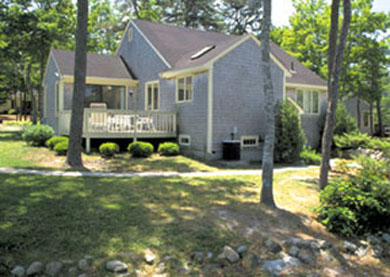 Mashpee Cape Cod vacation rental - Exterior view