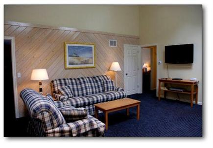 Mashpee Cape Cod vacation rental - Typical living room for this timeshare