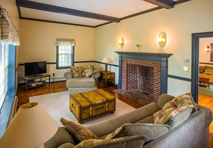 West Yarmouth Cape Cod vacation rental - 2nd living area/bedroom with sleeper couch