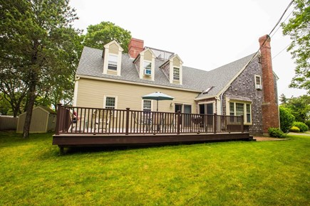 West Yarmouth Cape Cod vacation rental - Large deck and outdoor area; Rooftop terrace