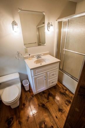 West Yarmouth Cape Cod vacation rental - Master bath