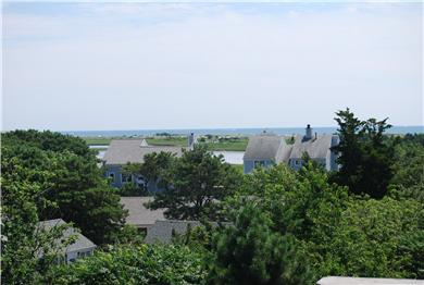 West Yarmouth Cape Cod vacation rental - View from the roof deck