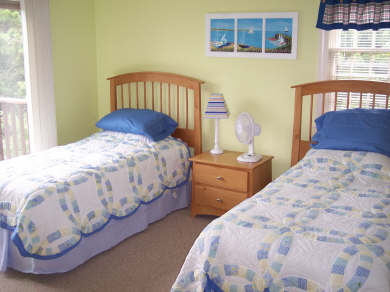 West Yarmouth Cape Cod vacation rental - One of four bedrooms