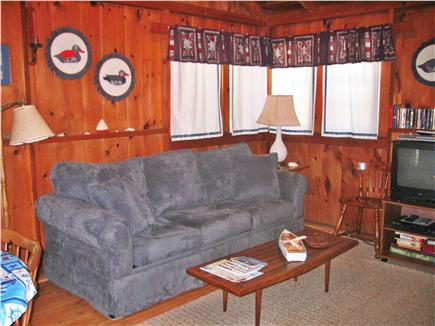 South Chatham Cape Cod vacation rental - Living Area