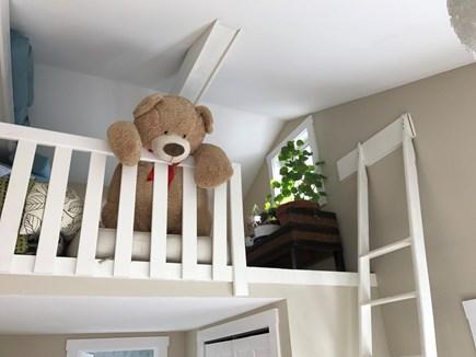 Provincetown Cape Cod vacation rental - Loft from second floor queen bedroom