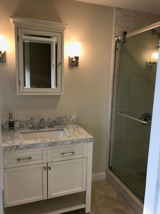 Provincetown Cape Cod vacation rental - Bathroom, First Floor