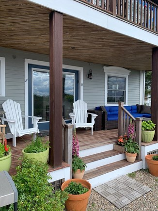 Provincetown Cape Cod vacation rental - Front Porch with Views of the Moors and Dunes
