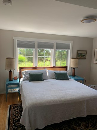 Provincetown Cape Cod vacation rental - King Bedroom, First Floor