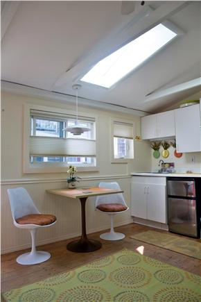 Provincetown Cape Cod vacation rental - Cozy dining area.