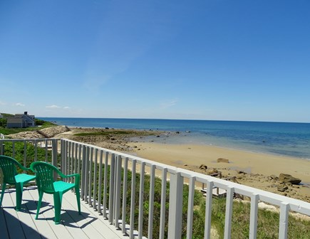 East Dennis Cape Cod vacation rental - View from upstairs deck