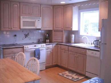 Sandwich/Town Neck Beach Cape Cod vacation rental - New, Beautiful Kitchen