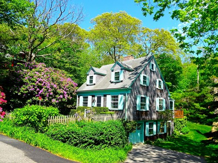 Woods Hole, Gansett Woods area Woods Hole vacation rental - Woods Hole Vacation Rental ID 7783