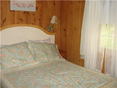 Dennis Port Cape Cod vacation rental - Full size bed in the first bedroom