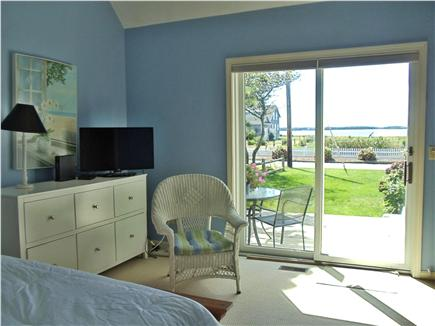 Lewis Bay,West Yarmouth Cape Cod vacation rental - Beautiful 1st floor master BR  private bathroom,deck+ocean breeze