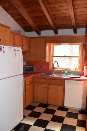 Wellfleet, Duck Pond Area Cape Cod vacation rental - The Kitchen