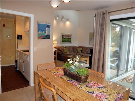 New Seabury New Seabury vacation rental - Dining room looking into the living room