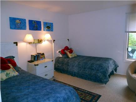 New Seabury New Seabury vacation rental - Guest bedroom with twin beds - perfect for children