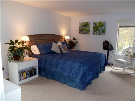 New Seabury New Seabury vacation rental - Master bedroom with view onto the golf course