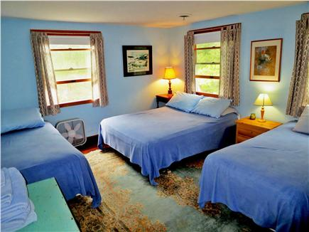 Pocasset Pocasset vacation rental - Blue Bedroom
