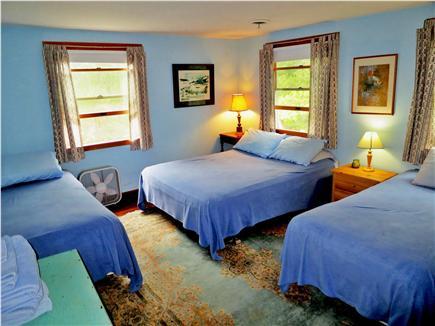 Pocasset Pocasset vacation rental - Blue Bedroom