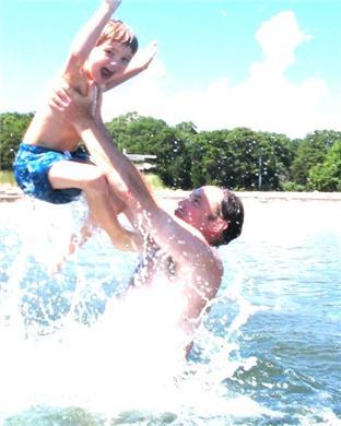 Pocasset Pocasset vacation rental - Local water temp 70-80 deg F (mid-June through mid-Sept)