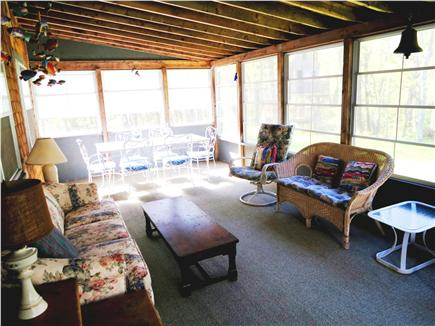 Pocasset Pocasset vacation rental - Porch (3 seasons)