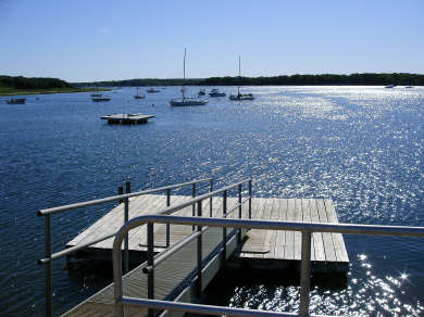 Pocasset Pocasset vacation rental - Walk to swimming area at private beach just 1/3 mile away