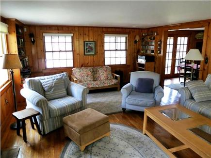Pocasset Pocasset vacation rental - Living Room, facing West corner