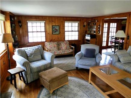 Pocasset Pocasset vacation rental - Living Room, facing West corner
