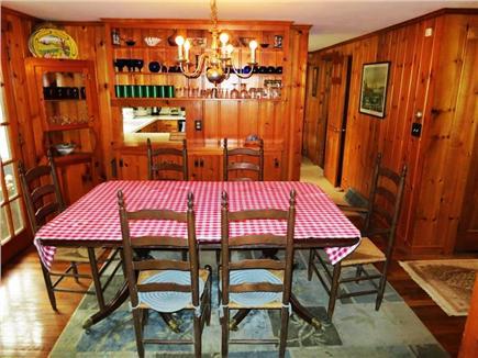 Pocasset Pocasset vacation rental - Dining Room