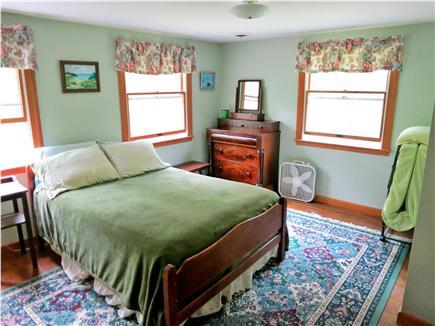 Pocasset Pocasset vacation rental - Green Bedroom