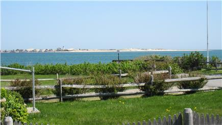 Barnstable Cape Cod vacation rental - View from the front yard (3rd House from the Beach)
