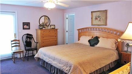 Barnstable Cape Cod vacation rental - Master Bedroom with King