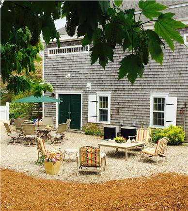 Chatham Cape Cod vacation rental - Private backyard patio