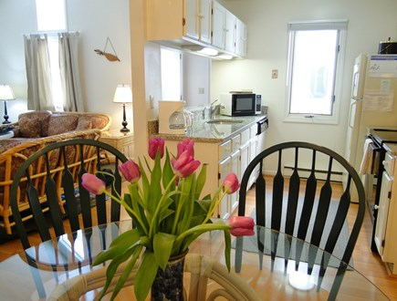 Ocean Edge, Brewster Cape Cod vacation rental - Lofted living room, bright and sunny