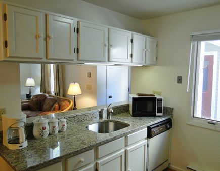 Ocean Edge, Brewster Cape Cod vacation rental - Kitchen with new granite countertops