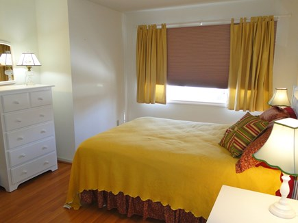 Ocean Edge, Brewster Cape Cod vacation rental - Master bedroom on main floor with queen bed