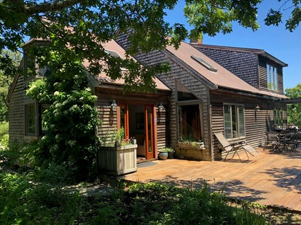Truro Cape Cod vacation rental - Wonderfully Secluded Woodland Getaway Abutting National Seashore