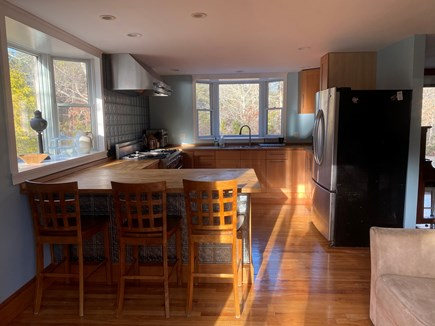 Truro Cape Cod vacation rental - Fully-Equipped Gourmet Kitchen... Perfect For Entertaining!
