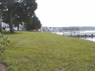 Pocasset Pocasset vacation rental - Grassy Old Cart Path to Beach