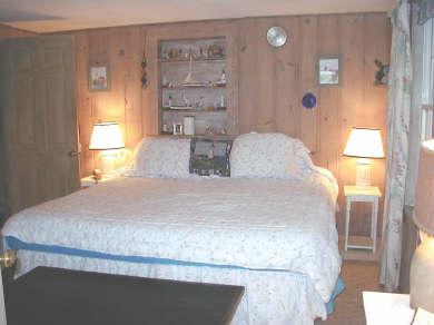 Pocasset Pocasset vacation rental - Bedroom with King Bed
