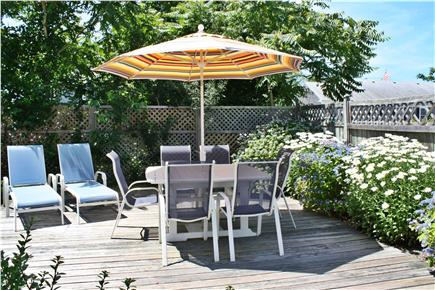 Chatham Cape Cod vacation rental - Fun Summer Cook Outs on the Patio...