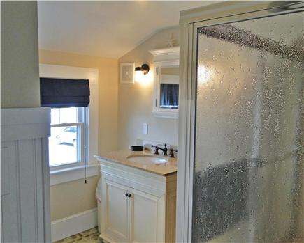 Chatham Cape Cod vacation rental - Upstairs newly remodeled full bath