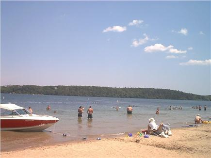 Brewster Cape Cod vacation rental - Long Pond and boat ramp just 6/10 mile away