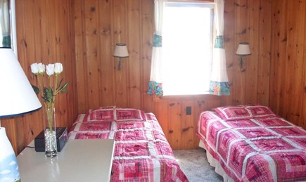 West Harwich Cape Cod vacation rental - One of three similar size bedrooms