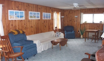 West Harwich Cape Cod vacation rental - Large common room, ideal for families