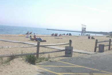 West Harwich Cape Cod vacation rental - Beach